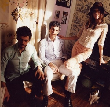 blonde redhead london